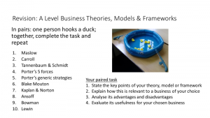 identify and obtain the information required to support learning activities
